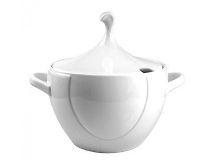 """Misa """"DELTA"""" na polievku porcelánová 3,8 l"""