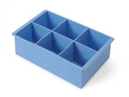 forma na lad xl kocky modra
