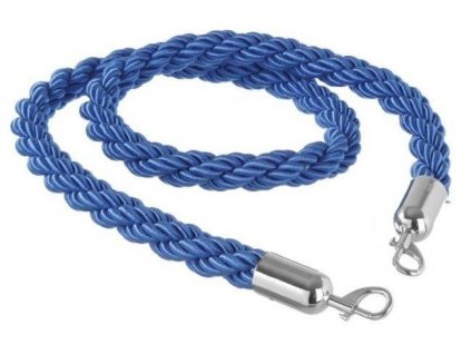 lano modre s lestenou skobou 1,5 m