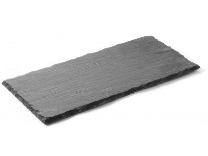 podnos kameninovy na servirovanie 30x10 cm 2 ks