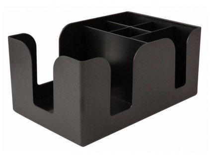 zasobnik na servitky slamky plastovy 24,5x15x11 cm