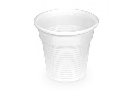 Pohár biely 80 ml
