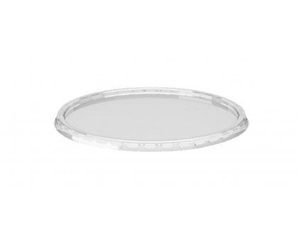 Viečko priehľadné pre misky okrúhle (PP) [100 ks]