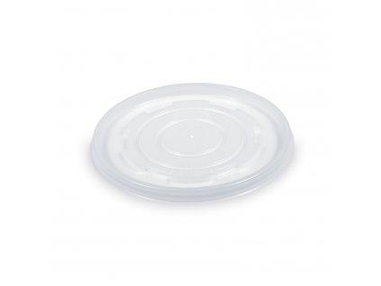 Viečko pre misky okrúhle 340 - 680 ml [50 ks]