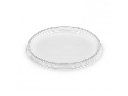 Viečko priehľadné pre polievkovou misku Ø 127 mm [50 ks]