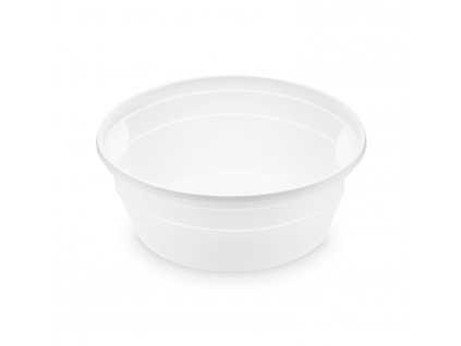 Polievková miska biela 350 ml