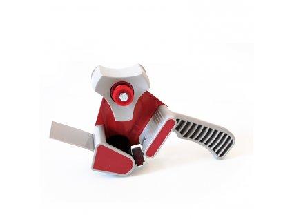 Odvíjač na lepiacu pásku s brzdou