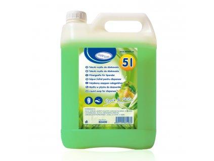 """Tekuté mydlo do dávkovača s vôňou """"Jablko & Hruška"""" 5 litrov [1 ks]"""