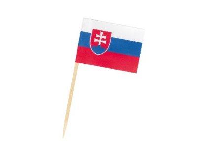 Napichovadlo, Vlajočka SK, 70 mm [50 ks]
