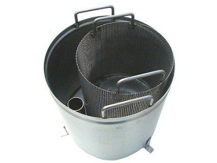 Lapač šúp a škrobu pre škrabky 12,20,40 kg