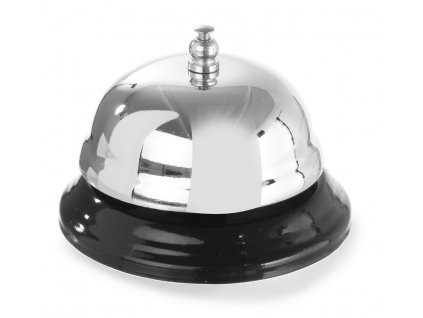 Zvonček stolný Ø8,5x6 cm