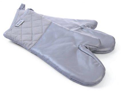 rukavice sivé
