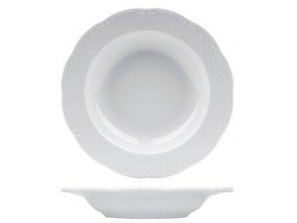 tanier hlboký