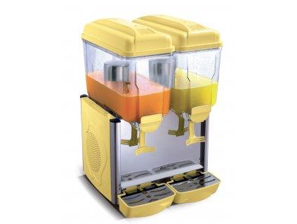 Chladič nápojov - 2x20 l