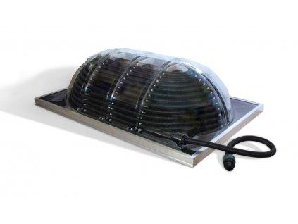 Solární ohřev bazénů