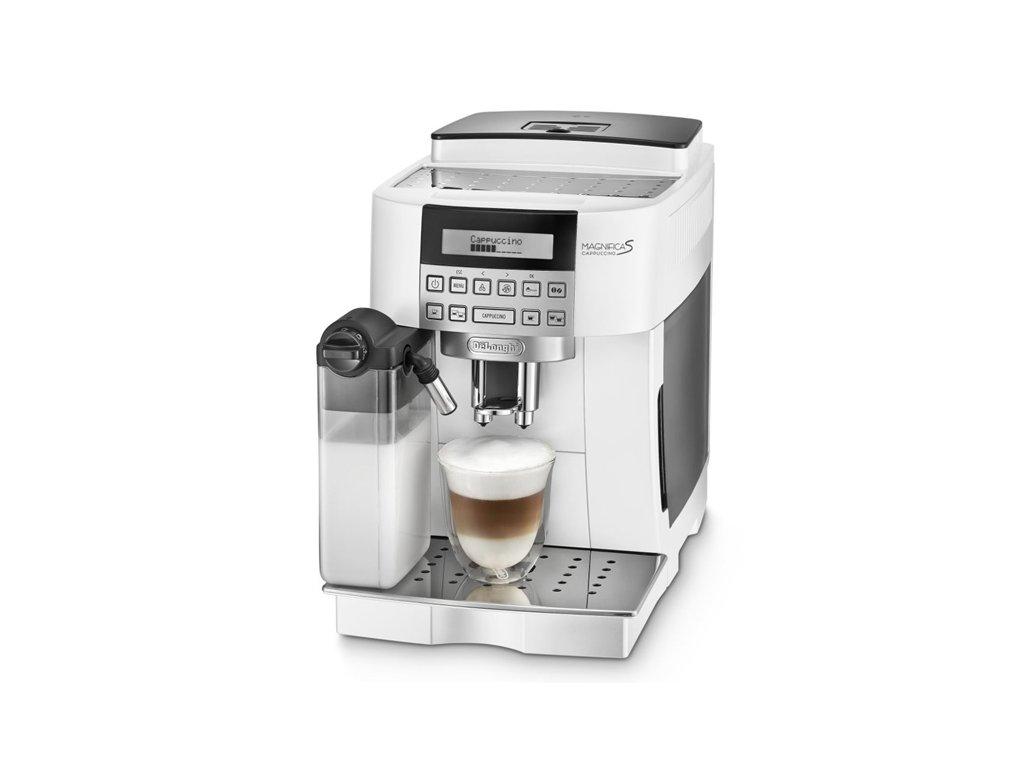 DeLonghi ECAM 22.360 W  + 250g kávy KIMBO espresso
