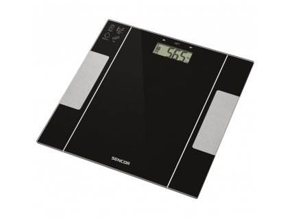 SBS 5050BK Osobní fitness váha SENCOR