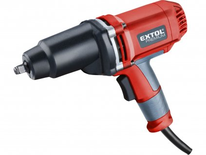 "EXTOL PREMIUM 8890603 utahovák rázový elektrický, 950W, 1/2"", 500Nm"