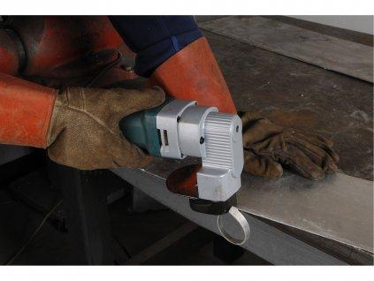 EXTOL INDUSTRIAL 8797202 nůžky na plech elektrické, 500W