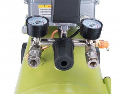 EXTOL CRAFT 418201 kompresor olejový, 24l