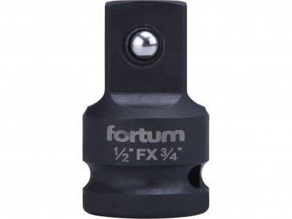 """FORTUM 4703111 adaptér, vnitřní 1/2""""- vnější 3/4"""""""
