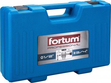 "FORTUM 4704021 násobič momentu, sada 5ks, 1/2""F x 3/4""M"