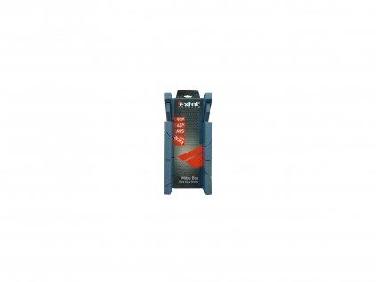 EXTOL PREMIUM 8812290 přípravek na řezání úhlů plastový, 300x140x70mm