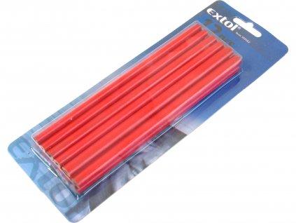 EXTOL CRAFT 109182 tužka tesařská, sada 12ks, 180mm