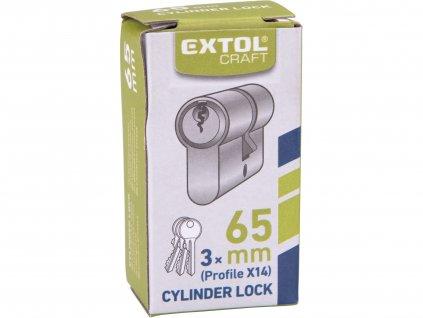 EXTOL CRAFT 9404 vložka cylindrická, 65mm(30+35mm)