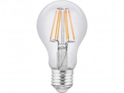 EXTOL LIGHT 43040 žárovka LED 360°, 600lm, 6W, E27, teplá bílá