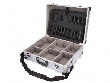 EXTOL CRAFT 9703 kufřík na nářadí, 460x330x150mm