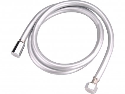 FRESHHH 830248 hadice sprchová, stříbrná, 150cm, PVC