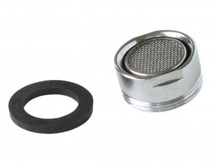 BALLETTO 81078 perlátor pro ramínko, M24, chrom