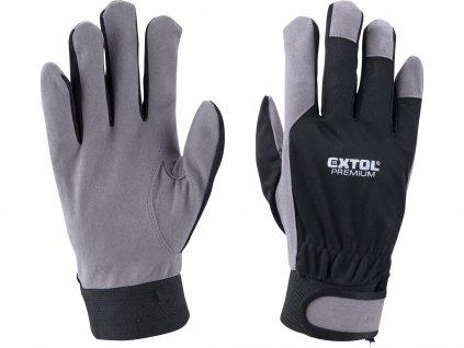 "EXTOL PREMIUM 8856651 rukavice LUREX, velikost 9"""