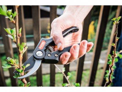 EXTOL PREMIUM 8872160 nůžky zahradnické, 190mm, SK5