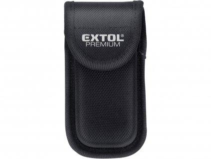 EXTOL PREMIUM 8855133 nůž-kleště multifunkční, 160/116mm, 9dílů