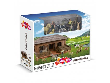 BGA 1041 Farma - stáj BUDDY TOYS
