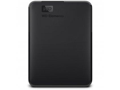 HDD 1TB USB3.0 Elements Portable BK WD