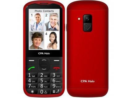 HALO 18 Senior červený CPA