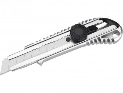EXTOL CRAFT 955000 nůž ulamovací celokovový s výstuhou, 18mm