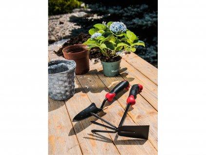 EXTOL PREMIUM 8877041 zahradní lopatka úzká, délka 33cm