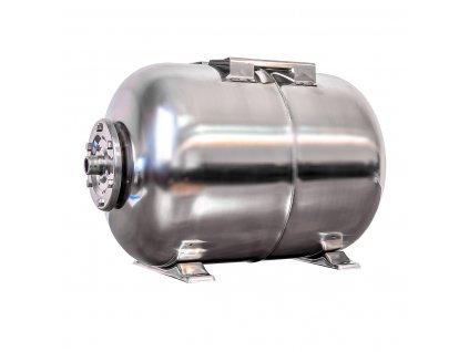 Elpumps Nerezová tlaková nádoba o objemu 50 litrů INOX