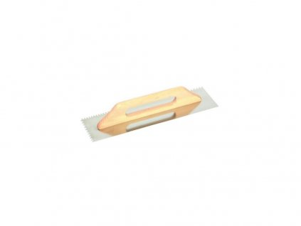 hladítko nerez zuby  8 500x130mm PROFI FESTA