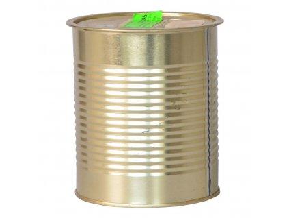 plechovka 1kg s víčkem       (36ks)