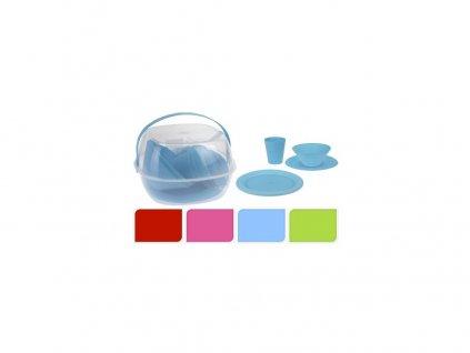 nádobí PIKNIK sada 30díl. PH mix barev