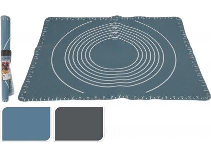 vál 50x40cm, měřítkový reliéf, silikon mix barev