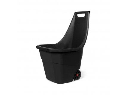 vozík zahradní 55l, 50x61x84cm PH ČER