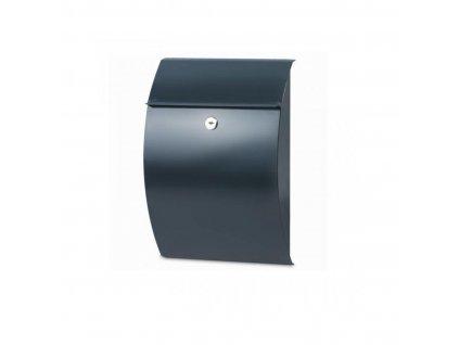 schránka poštovní CAPRI 300x215x70mm pozink ANTR