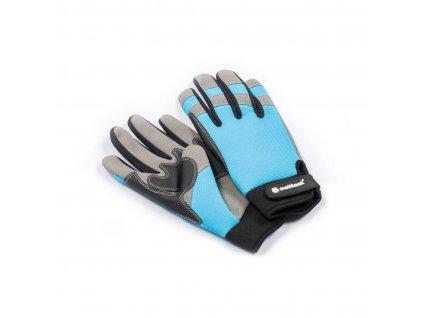rukavice zahradní polyester/polyuretan vel.10/XL  CELLFAST