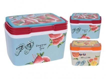 box chladicí 5l 21,4x28,2x18,9cm mix dekorů
